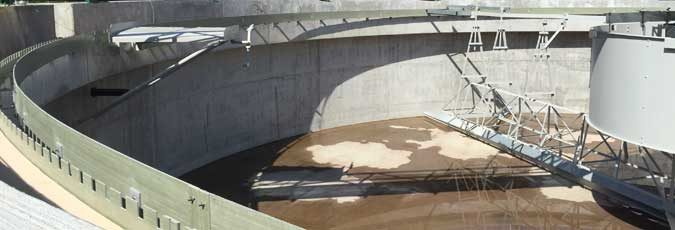 Fiberglass Clarifier Products