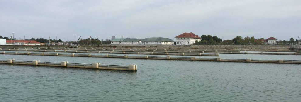 Water & Wastewater: Baffle Wall