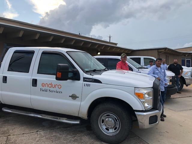 Enduro field service
