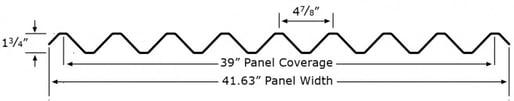 Roofing-Siding_Panels-4.875_x_1.75V_Profile