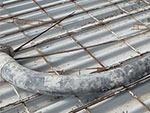 Fiberglass Concrete Form Deck