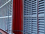 Fiberglass Louvers & Ridge Vents