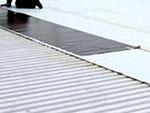 Fiberglass Roof Deck