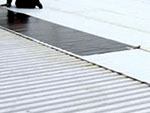 Commercial Fiberglass Roof Deck