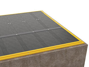 AXS-3 wastewater tank cover